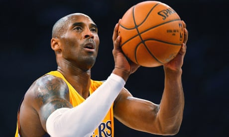 Basketball legend Kobe Bryant inspired a generation of players