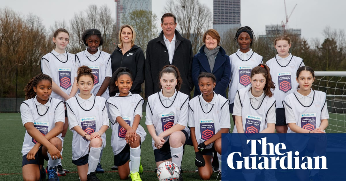 FA's Kelly Simmons eager to build on progress of WSL's first decade