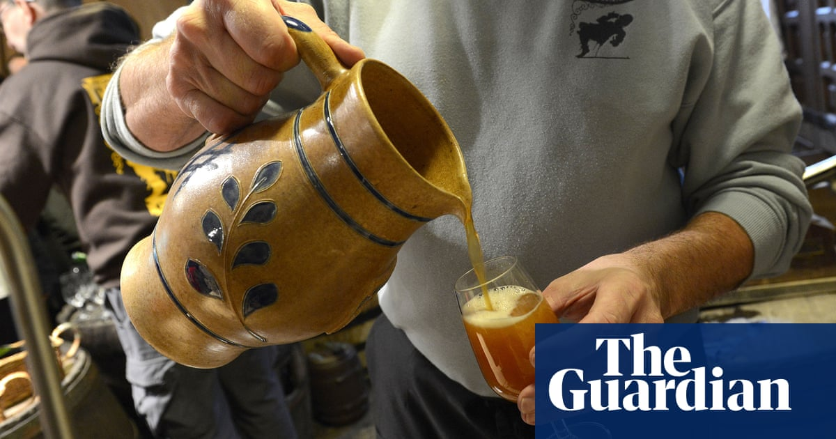 One of world's oldest beer varieties 'at risk from climate change'
