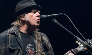 Rocking in a freer world ... Neil Young.