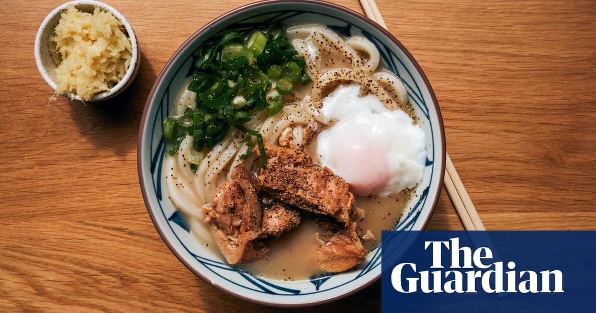 Marugame Udon, London E1: 'It's is bit Wagamama meets Ikea cafe' – restaurant review