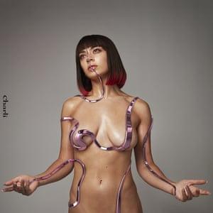 Charli XCX: Charli album art work