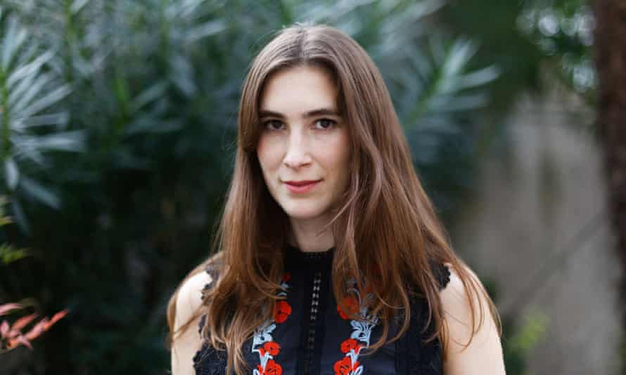 Katherine Rundell, author of The Explorer, 'a story of adventure and friendship'.