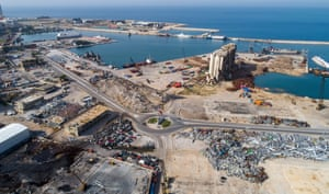 Caretaker PM, Hassan Diab, and former ministers Ali Hassan Khalil, Ghazi Zaiter and Youssef Fenianos were accused of failing to respond to warnings ahead of the disaster that 2,750 tonnes of ammonium nitrate stored unsafely at the port posed a growing danger to residents.