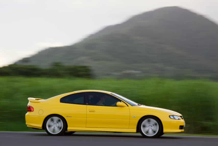 The new Holden Monaro, launched in 2001, was the first Monaro released in about 25 years