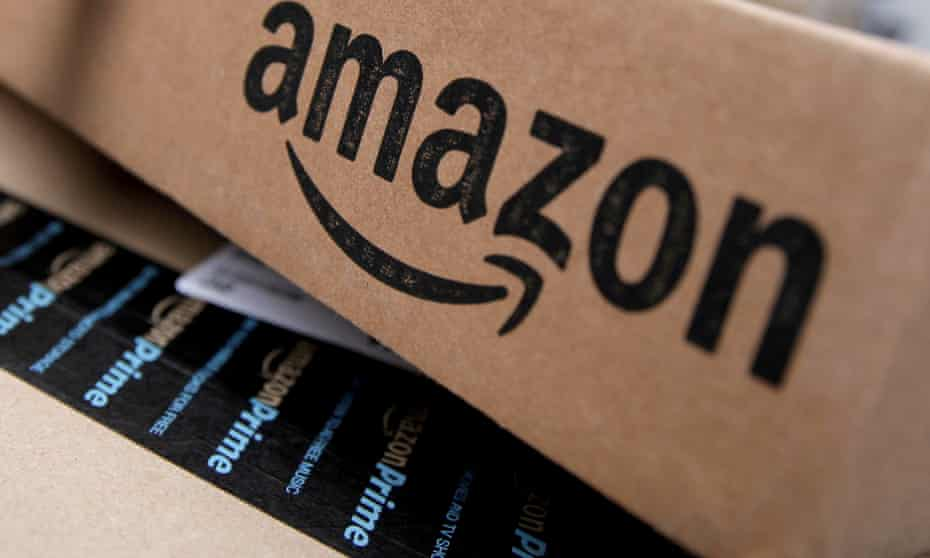 Amazon's figures come amid a bonanza of record-breaking results from its tech peers.