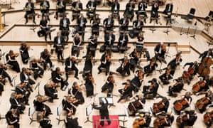 Changes ahead … the Philharmonia.