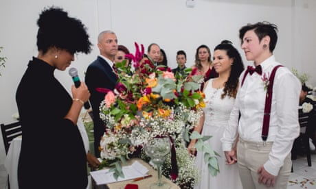 Brazil: same-sex couples rush to the altar ahead of Bolsonaro inauguration