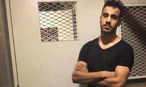 Bahraini refugee, Hakeem Al-Araibi, who lives in Australia, has been detained in Bangkok on a disputed Interpol warrant. Credit: Hakeem Al-Araibi
