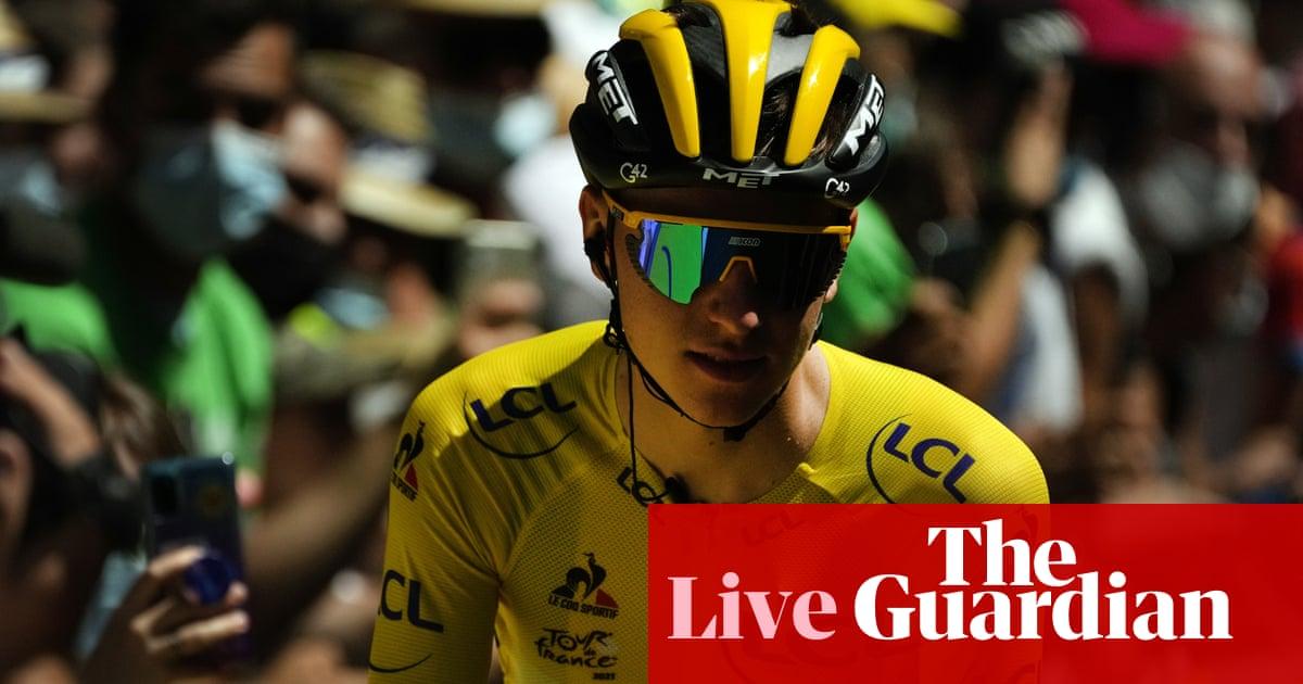 Tour de France 2021: stage 14 – live!