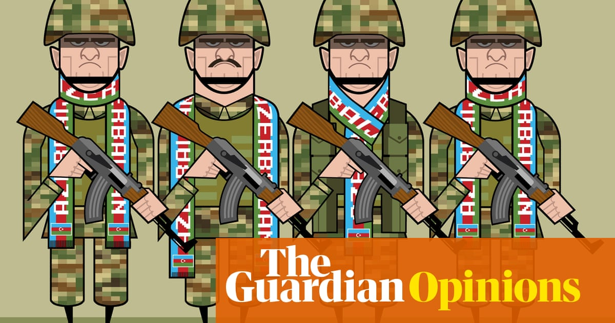 Wales must not play in strife-torn Baku if Azerbaijan themselves cannot | Barney Ronay