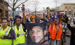 Hill was shot dead when police responded to a 911 call