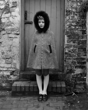 Girl in hood, 1973. © John Myers courtesy RRB PhotoBooks. The Portraits by John Myers is published by RRB PhotoBooks this month. rrbphotobooks.com