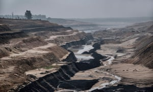 The Adani-managed Parsa East and Kanta Basan open cut coal mine, which has been operating since 2013. More mines of this type have been approved.