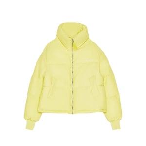 Neon yellow, £45.99, bershka.com.