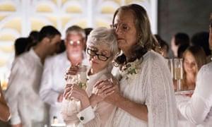 Family fortunes: Judith Light and Jeffrey Tambor in Transparent.