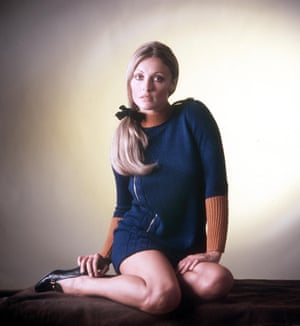Sharon Tate, the most high-profile of the people murdered at Cielo Drive, Los Angeles in 1969