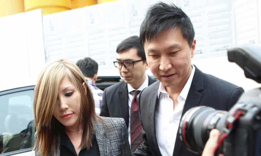 Ho Sun and Kong Hee