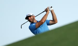 'Just getting started': Dustin Johnson at the World Golf Championships, 26 March 26 2017, Austin, Texas.