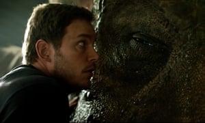 Up close ... Jurassic World: Fallen Kingdom