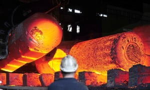 The Forgemasters Works in Sheffield.
