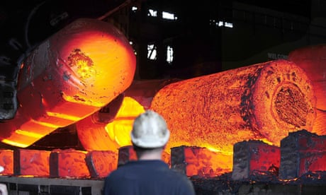 Sheffield Forgemasters nationalised after £2.6m takeover by MoD