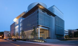 the mit media lab in twilight