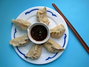 Perfect chinese dumplings
