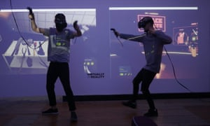 Virtually Reality's experimental space in London