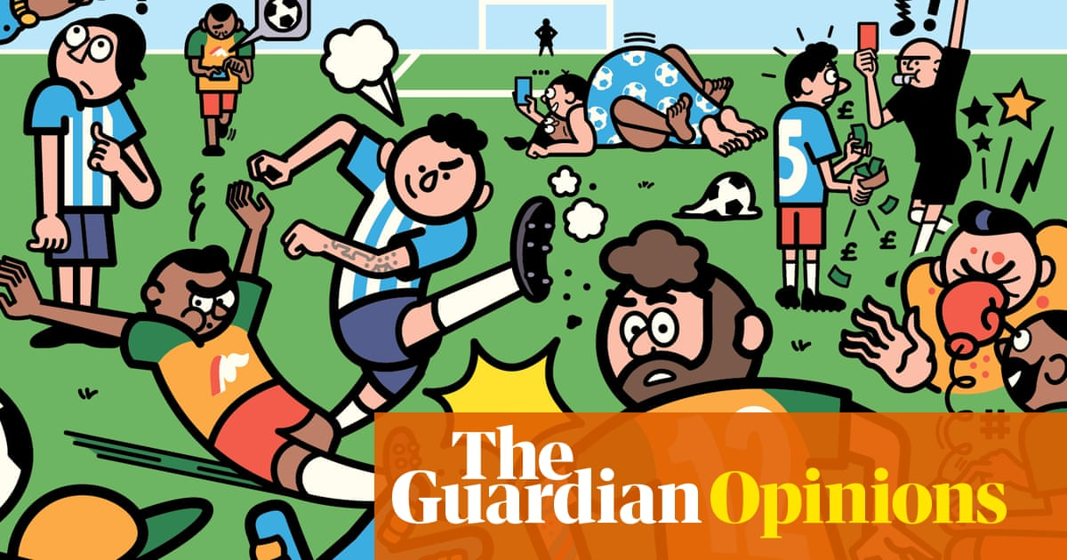 Create beef and never apologise: my Premier League social media guidelines | Marina Hyde