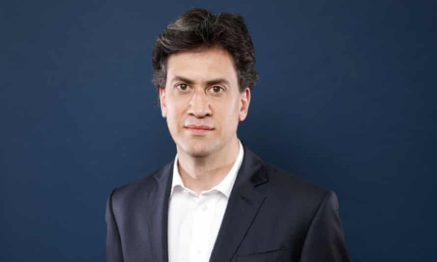 Ed Miliband: 'Inequality and predatory capitalism is a problem that needs to be tackled'