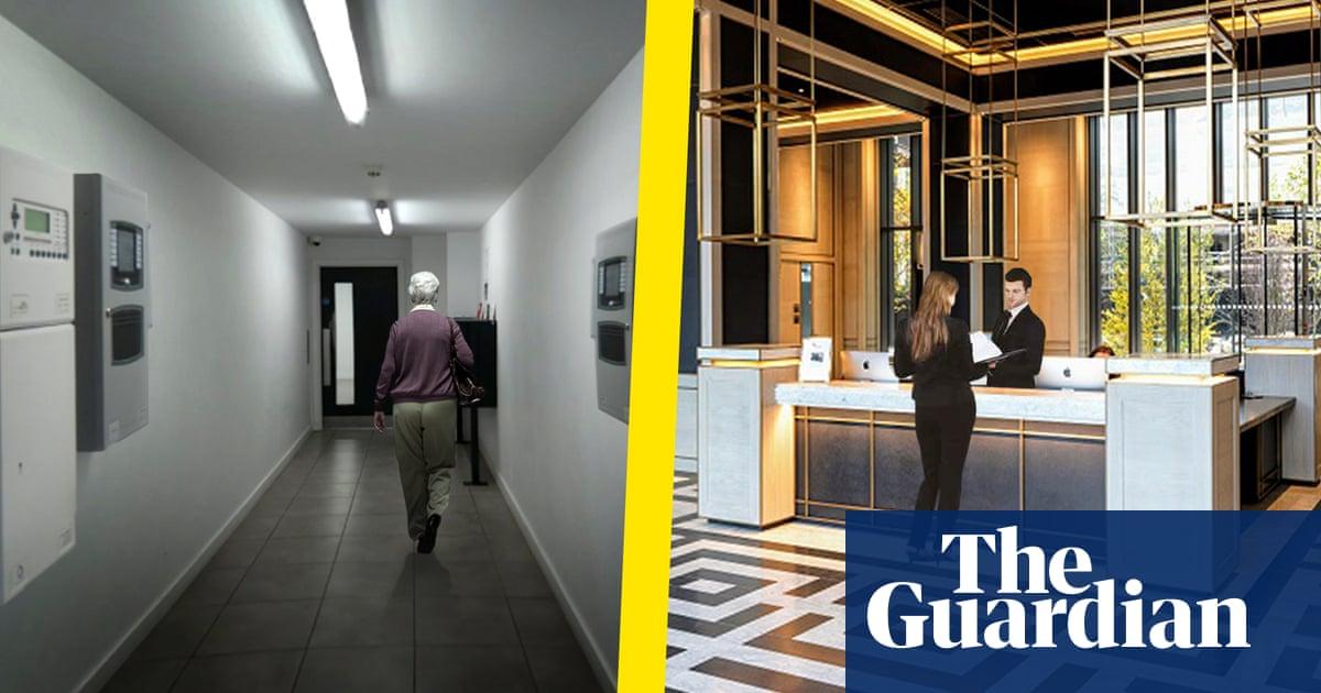 How UK housing segregates residents