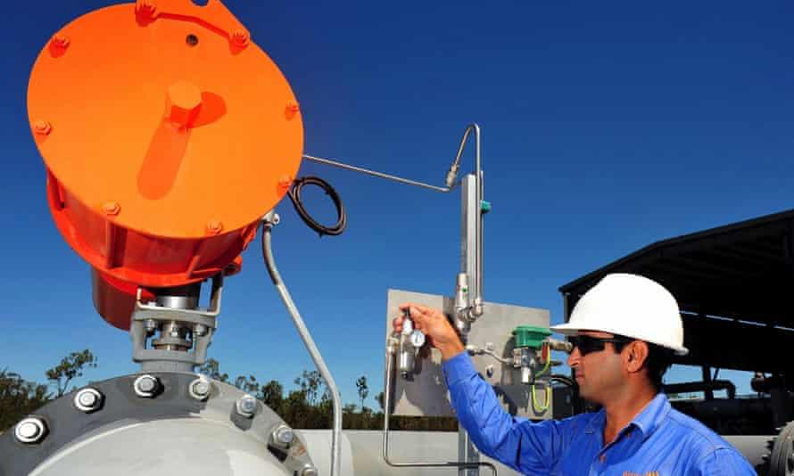 Arrow Energy coal seam gas operations