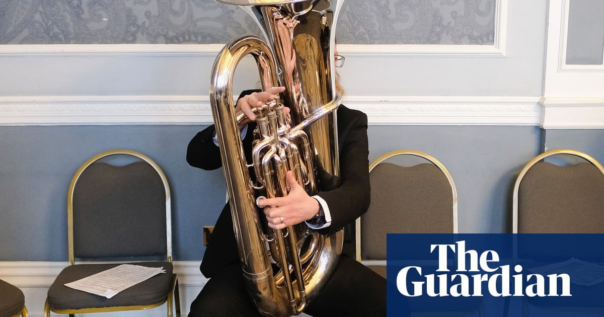 Yorkshire brass band regional finals – in pictures | Art and design