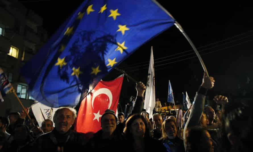 Mustafa Akinci's openness to building bridges with Greek Cypriots has his supporters optimistic about the coming peace talks.