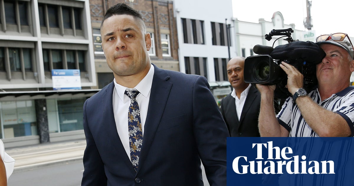 Jarryd Hayne rape trial: alleged victim says doctor told her vagina injury 'looks like a bite' – The Guardian