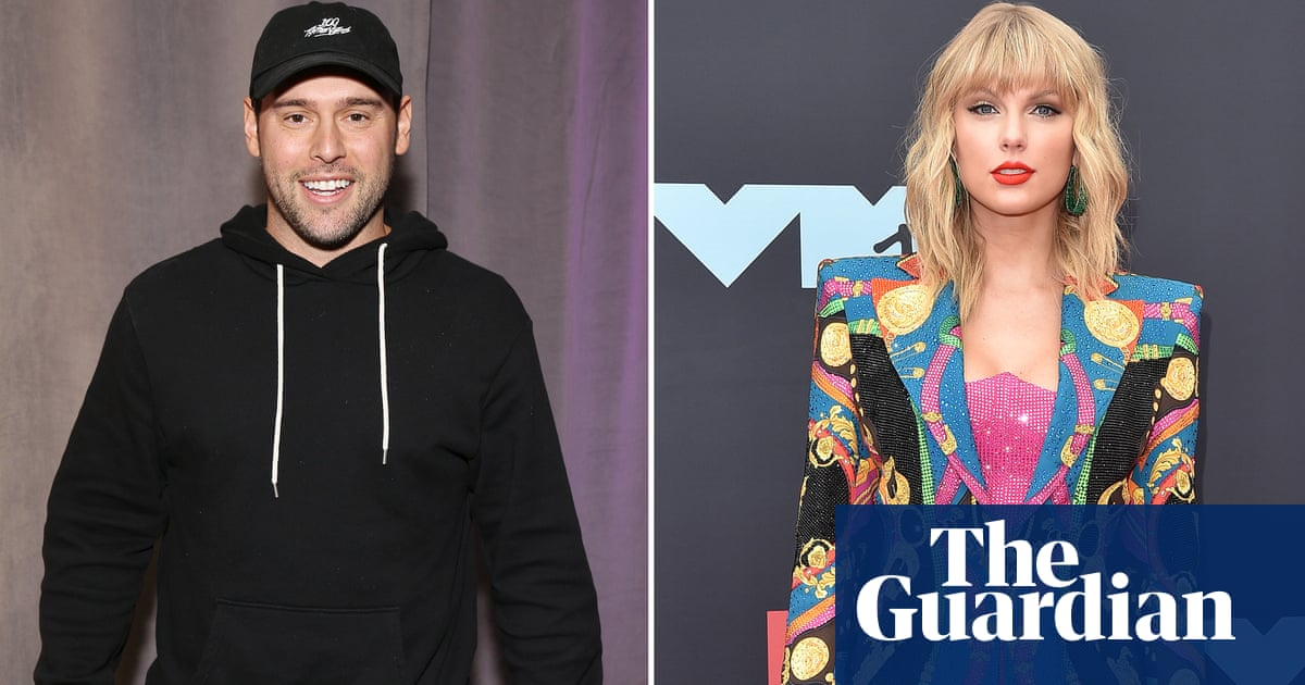 Taylor Swift criticises Scooter Braun after $300m masters sale