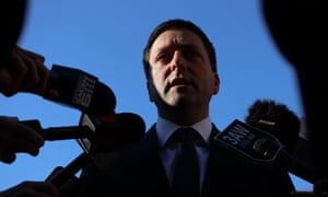 Victorian opposition leader Matthew Guy has hit back at Labor's release of unredacted documents about the settlement.