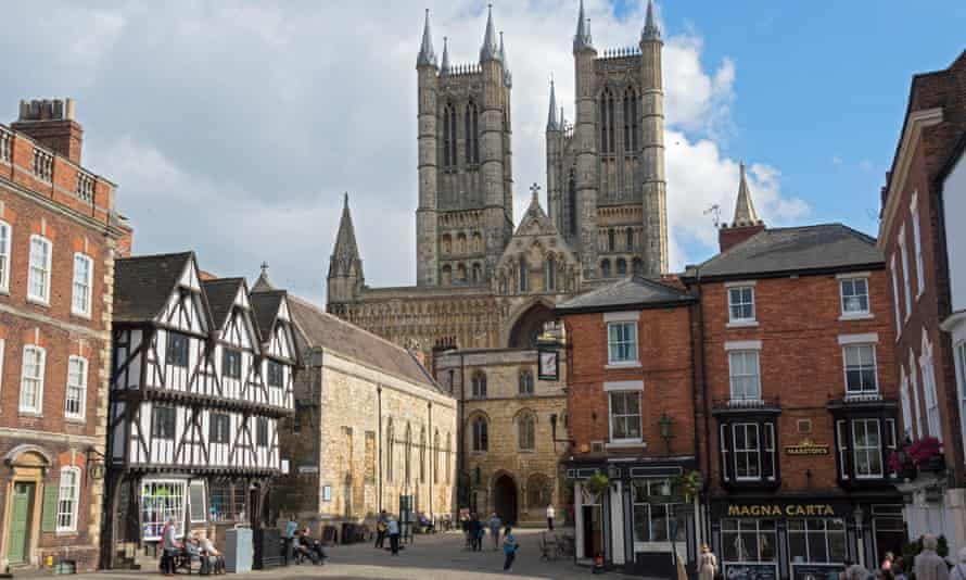 Lincoln Cathedral will receive funding towards restoration.