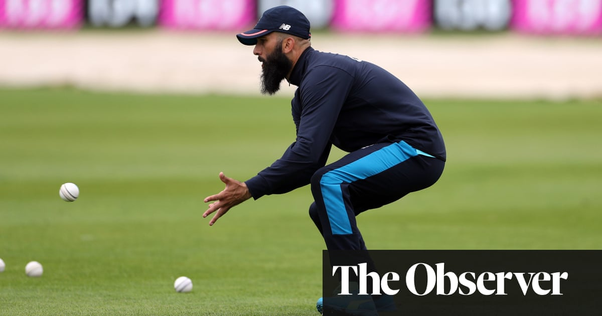 Moeen Ali stays confident in ability despite limited role with England