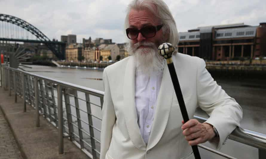 Breaking his extended silence … Paddy McAloon.