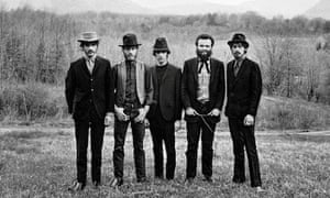 Once Were Brothers: Robbie Robertson and The Band.