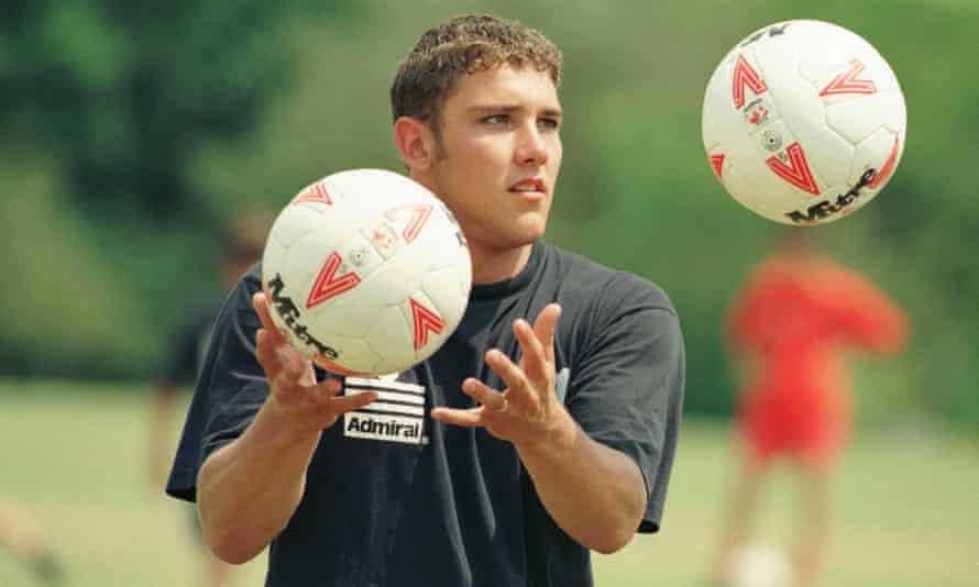Plymouth Argyle goalkeeper Alan Nicholls