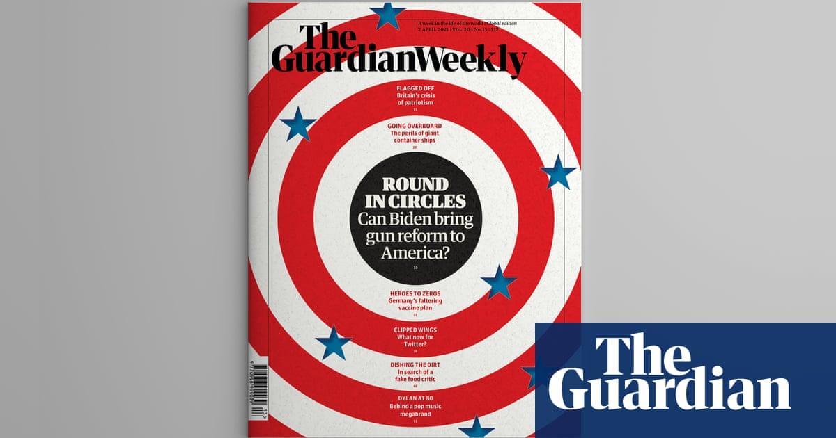 Round in circles - America's endless gun debate: dentro de 2 April Guardian Weekly