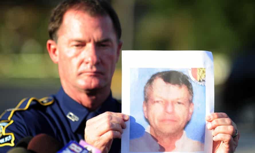 John Houser Louisiana fatal theater shooting notebook Trainwreck