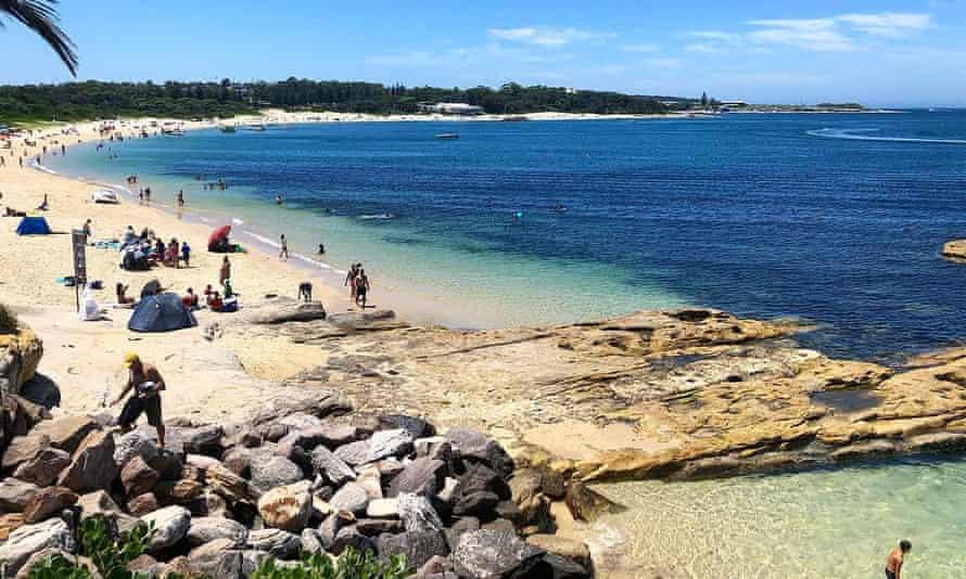 Yarra Bay beach: 'It's so secret it's not even on those lists of secret beaches.'