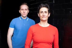 Focus on women's lives … composer Iain Bell and librettist Emma Jenkins.