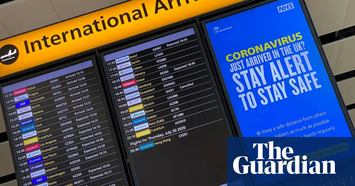 Double-jabbed US and EU travellers can avoid England quarantine, ministers decide