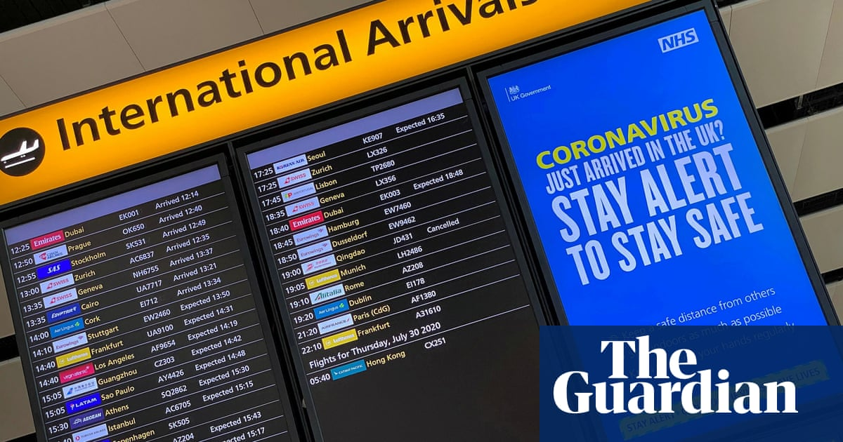 UK lifts quarantine for arrivals from Malta, Balearics and some Caribbean islands