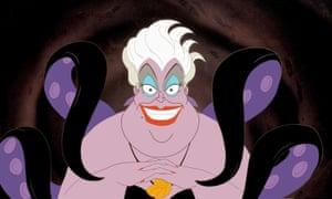 Ursula, The Little Mermaid